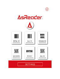 AsReader CAMERA Type Product Page