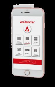 AsReader CAMERA Type